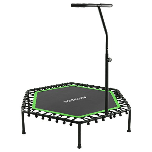 ANCHEER 50'' Fitness Trampoline