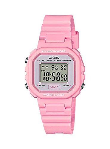 チープカシオ チプカシ LA-20WH-4A1腕時計