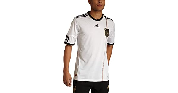 Amazon.com: Alemania Home Soccer Jersey: Sports & Outdoors