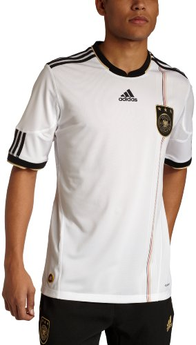 Germany Home Jersey (White, Medium)