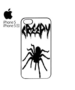 Creepy Tarantula Spider Mobile Cell Phone Case Cover iPhone 5&5s White