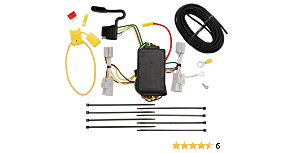 Amazon.com: Reese Towpower 78048 T-Connector: Automotive | Reece Wiring Harness Toyota |  | Amazon.com