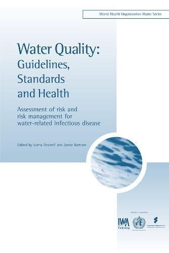 Water Quality Guidelines Standards Health (World Health Organization Water)