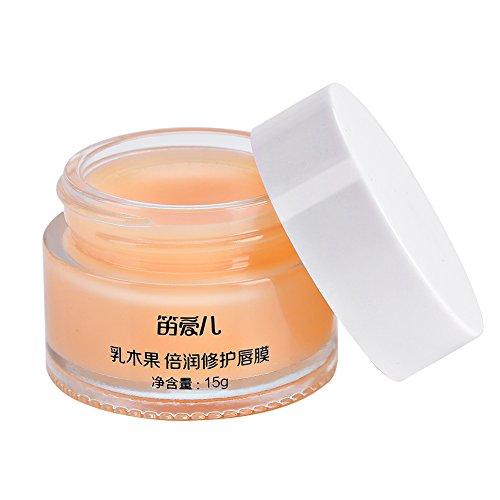 Sonew Lèvre Masque Crème pour les lèvres Anti Dry et hydratante Naturel Beewax Beauté Réparation Hydratant Lèvres Masque Masque Traitement