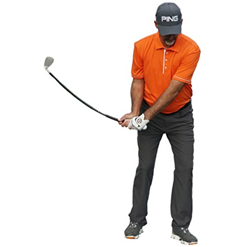 [해외]주황색 Whip 웨지, 골프 바로 게임 스윙 트레이너 Aid for 정밀도 향상과 가락 / Orange Whip wedge, golf short game swing trainer aid for accuracy improvement and rhythm