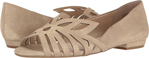 Seychelles Mujeres Purrfect Ballet Flat Gold