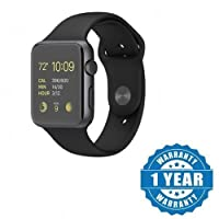 Apple iPhone 6s compatible bluetooth A1 Smart Watch supports 3G, 4G Phones Wrist Watch Phone with Camera & SIM Card Support Hot Fashion New Arrival Best Selling Premium Quality Lowest Price with Apps Touch Screen, Multi Language support all android phones and apple ios smartphones tablet Xiaomi, Lenovo, Micromax, Samsung etc by Champkia