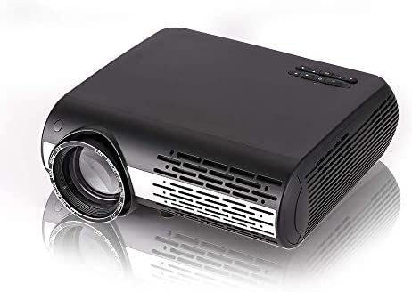 AI LIFE 16000 lúmenes Proyector Inteligente de Video LCD LED ...