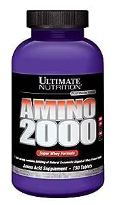 Ultimate Nutrition Super Whey Amino 2000 Standard - 2 ...