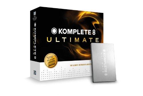 Native Instruments Komplete 8 Ultimate Software Suite