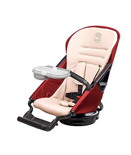 Orbit Baby G3 Stroller Seat, Ruby