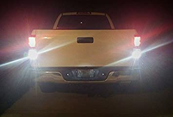 Reverse Light Package 9pc LED Kit for 14-19 Nissan Rogue Interior