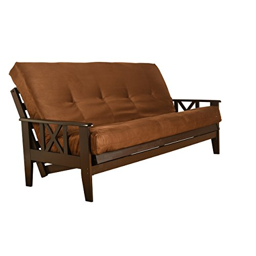 Excelsior Java Futon Set - Wood