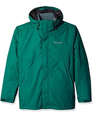 Men's big-tall Big & Tall Eager Air Interchange 3-in-1 Jacket