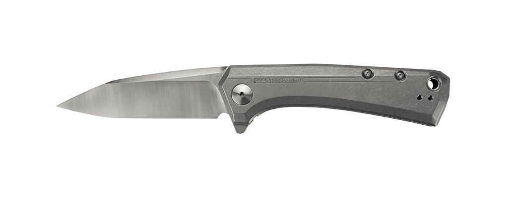Zero Tolerance #0808 Rexford KVT Titanium Folding Knife