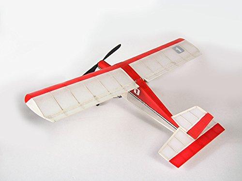 DW Hobby Balsa Wood Airplane Kits, Mini Aeromax Flying Model Plane