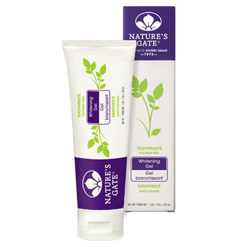 Nature's Gate Natural Whitening Toothpaste 5 oz (2 pack)