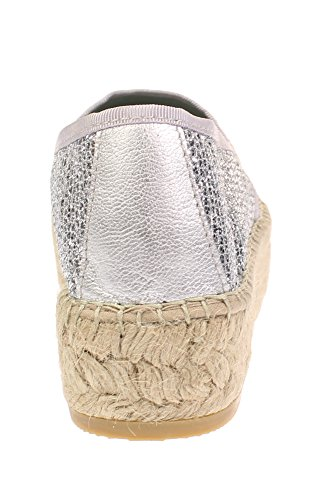 Vidoretta 00200 - Scarpe Da Donna Espadrillas Scarpe Casual - Plata