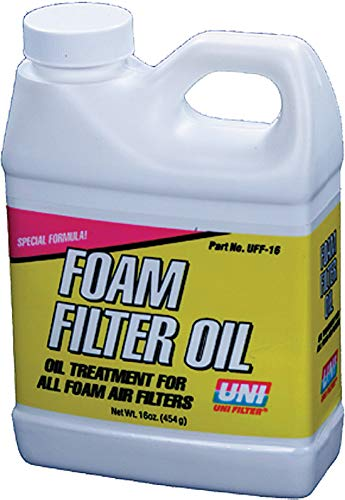 UNI Foam Filter Oil 16 oz. Bottle (ea) for Motorcycles (UFF-16)
