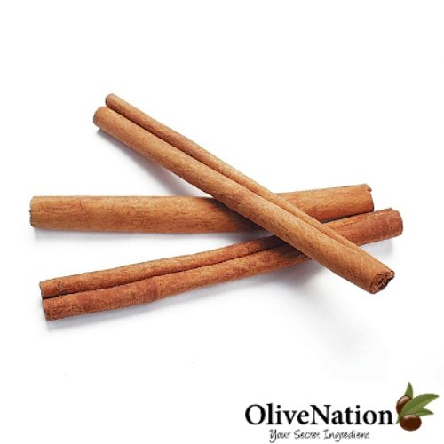 Olivenation 4 Inch Cinnamon Sticks 8 Oz (Approx 30 Sticks)