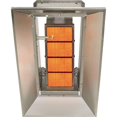 SunStar Heating Products Infrared Ceramic Heater - LP, 32,000 BTU, Model# SG3... by Sunstar