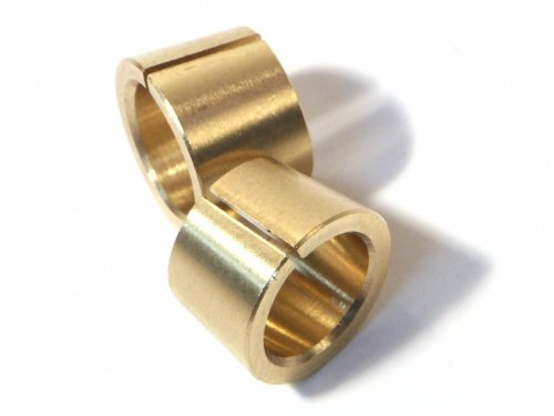 HPI Racing Collet 7X6.5mm (Brass/21 Size/2pcs) Savage X 86077