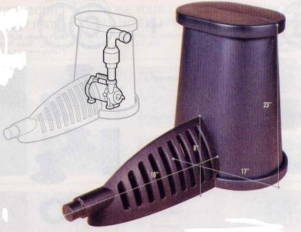 MicroSnorkel and Centipede Combo Filter MicroCentipede - 99485