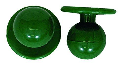 boutons couleurs 12 taille unique kochknopf Vert Waldgrn pices de de diffrentes Kochkn noir boutons pfe 4a1UAyWyzS