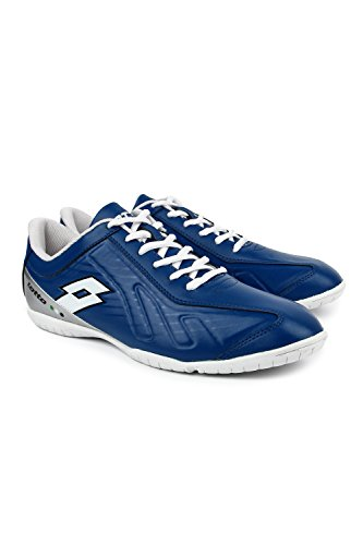 Lotto Men Wings R.blue / Chaussures De Loisirs Blanches 7 Uk / India