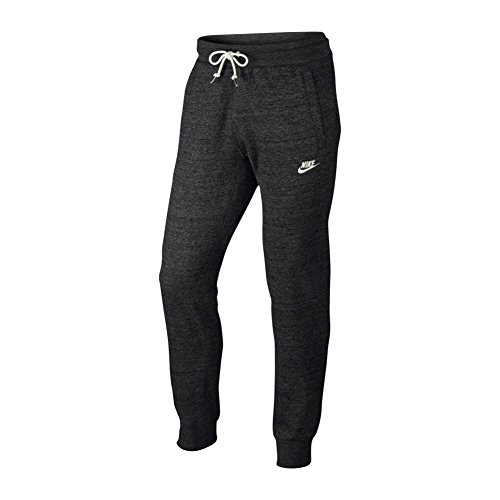Nike Mens Sportswear Legacy Jogger Sweatpants Black Heather/Sail 805150-032 Size X-Large