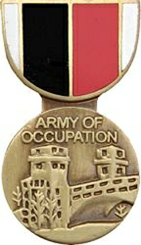 World War II Army Occupation Medal Lapel Pin or Hat ()