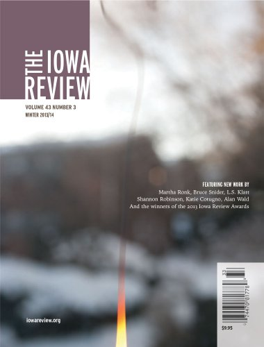 The Iowa Review (Winter 2013/14)