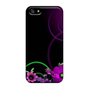 DennisEM Snap On Hard Case Cover Night Garden Protector For iphone 6s