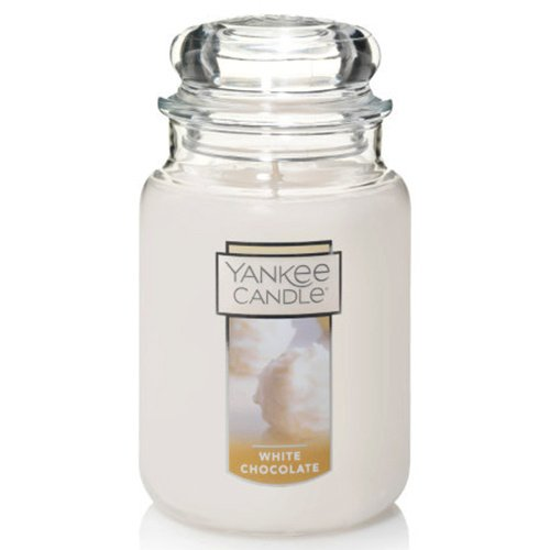 Yankee Candle White Chocolate Jar ()