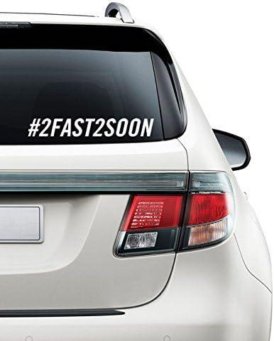 Ride or Die Paul Walker Custom Car Bumper Window Windscreen Stickers Decals