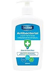Deep Fresh Antibakteriyel Sıvı Sabun, 500ml 1 Paket (1 x 500 ml)