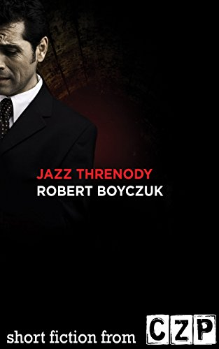 book cover of Jazz Threnody