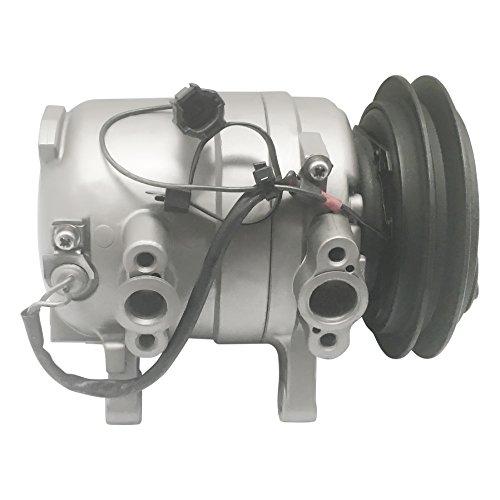 RYC Remanufactured AC Compressor and A/C Clutch FG455