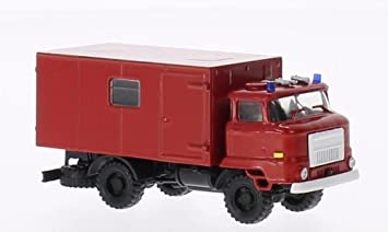 IFA L 60 Camión de maquinarias, Departamento de Bomberos, Departamento de Bomberos, Modelo