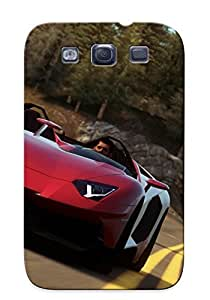 New Premium UyEeRSF1575EKORA Case Cover For Galaxy S3/ Lamborghini Aventador J Forza Horizon Protective Case Cover
