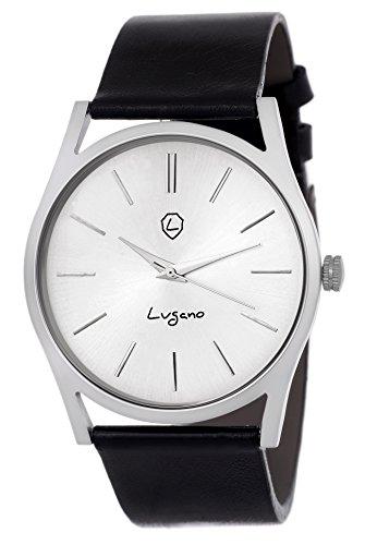 Lugano LG 1104 Exclusive Bronze Slim Series Watch   for Men