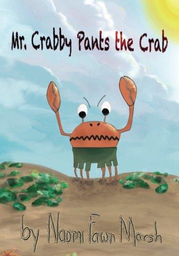 Mr. Crabby Pants the Crab (Crabby Crab)
