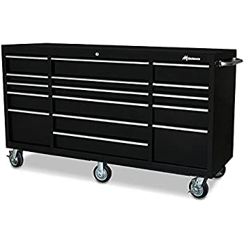 Amazon Com 72 Quot Wide 15 Drawer Stainless Steel Anti
