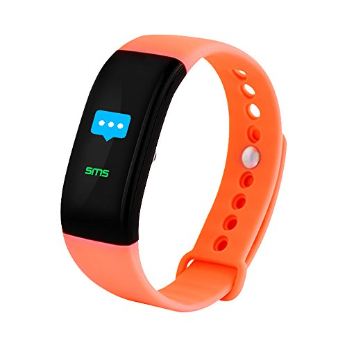 Price comparison product image Fitness Tracker, Activity Tracker Watch with Heart Rate Monitor, Blood Pressure Monitor, IP67 Waterproof Smart Fitness Band with Step Counter, Calorie Counter, Pedometer Watch for Kids Women and Men