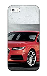 Fashionable Style Case Cover Skin For Iphone 5/5s- Audi S4
