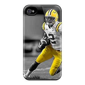 For CaroleSignorile Iphone Protective Cases, High Quality For Iphone 6 Lsu Skin Cases Covers