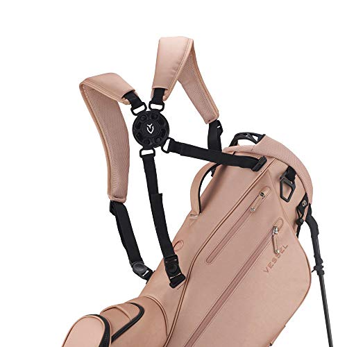 Vessel Bags Women Lite Stand Bag Rose Gold