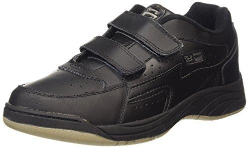 Dek , Herren Sneaker Schwarz
