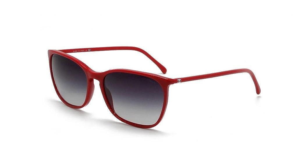 Chanel Gafas de Sol CH5277 ELECTRIC RED - GREY GRADIENT ...