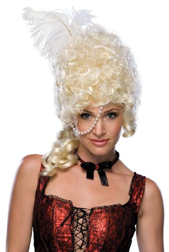 Showgirl Costumes For Sale (Rubie's Costume Blond Showgirl Wig, Yellow, One Size)